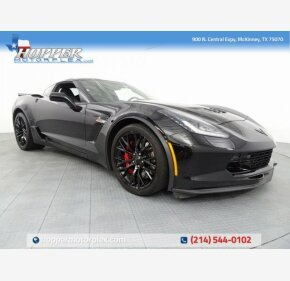 2016 Chevrolet Corvette Z06 Coupe for sale 101165289