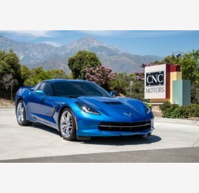 2016 Chevrolet Corvette Coupe for sale 101167396