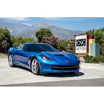 2016 Chevrolet Corvette Coupe for sale 101167396