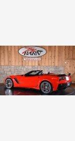2016 Chevrolet Corvette Z06 Convertible for sale 101214128