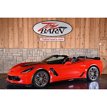 2016 Chevrolet Corvette Z06 Convertible for sale 101214128