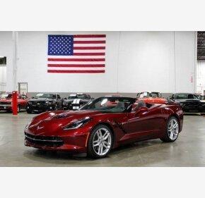 2016 Chevrolet Corvette Convertible for sale 101224710