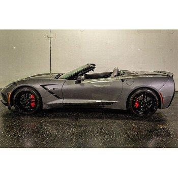 2016 Chevrolet Corvette Convertible for sale 101235714