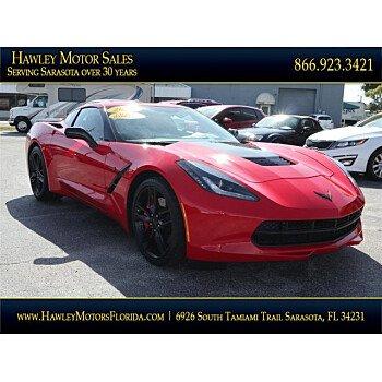 2016 Chevrolet Corvette Coupe for sale 101245123