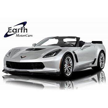 2016 Chevrolet Corvette Z06 Convertible for sale 101289505