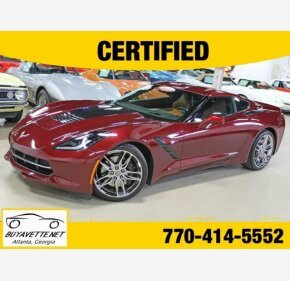 2016 Chevrolet Corvette Coupe for sale 101299601