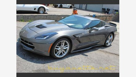 2016 Chevrolet Corvette for sale 101333318