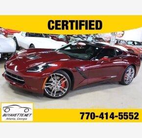 2016 Chevrolet Corvette for sale 101343450