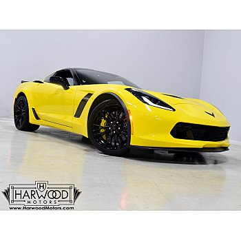 2016 Chevrolet Corvette Z06 Coupe for sale 101389067