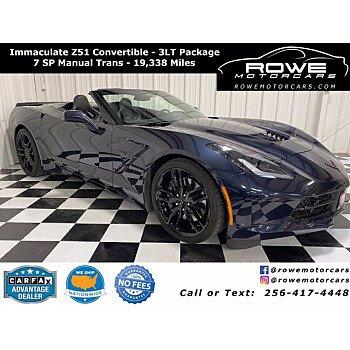 2016 Chevrolet Corvette for sale 101395780