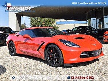 2016 Chevrolet Corvette for sale 101405513