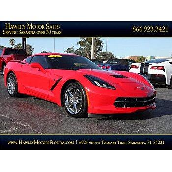 2016 Chevrolet Corvette for sale 101412071