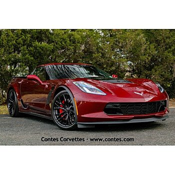 2016 Chevrolet Corvette for sale 101442337