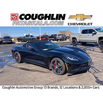 2016 Chevrolet Corvette for sale 101448164