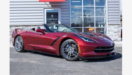 2016 Chevrolet Corvette for sale 101462836