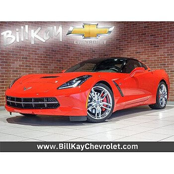 2016 Chevrolet Corvette for sale 101494634