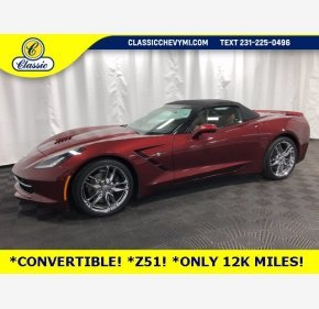 2016 Chevrolet Corvette for sale 101500306