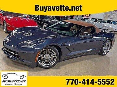 2016 Chevrolet Corvette for sale 101543806