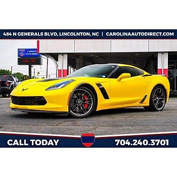 2016 Chevrolet Corvette for sale 101551295