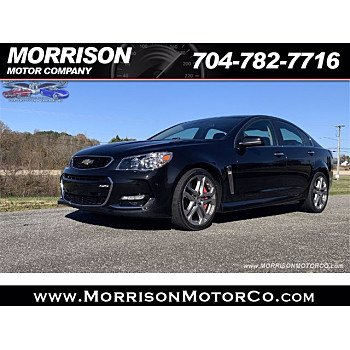 2016 Chevrolet SS for sale 101417985