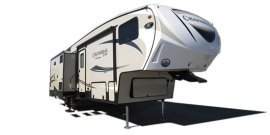 2016 Coachmen Chaparral Lite 29MKS specifications