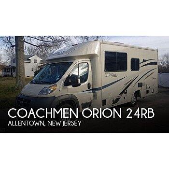 2016 Coachmen Orion for sale 300182949