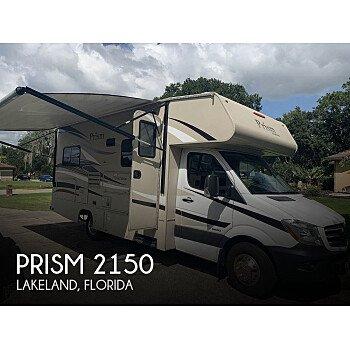 2016 Coachmen Prism for sale 300202184
