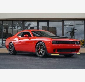 2016 Dodge Challenger SRT Hellcat for sale 101044553