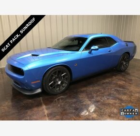 2016 Dodge Challenger Scat Pack for sale 101109417