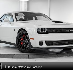 2016 Dodge Challenger SRT Hellcat for sale 101190144