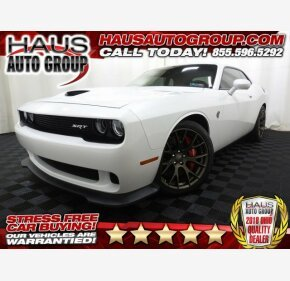 2016 Dodge Challenger SRT Hellcat for sale 101263183