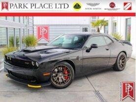 2016 Dodge Challenger SRT Hellcat for sale 101300080