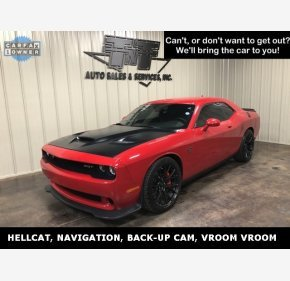 2016 Dodge Challenger SRT Hellcat for sale 101323396