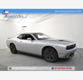 2016 Dodge Challenger SXT for sale 101330686
