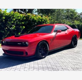 2016 Dodge Challenger SRT Hellcat for sale 101341839