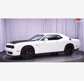 2016 Dodge Challenger SRT Hellcat for sale 101342715