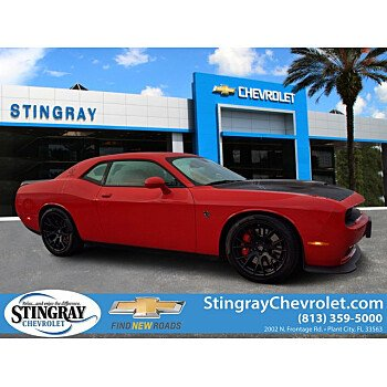 2016 Dodge Challenger SRT Hellcat for sale 101385580