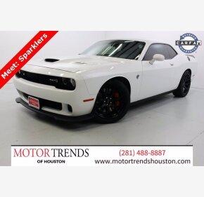 2016 Dodge Challenger SRT Hellcat for sale 101438232