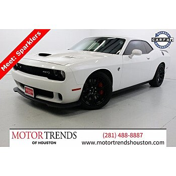 2016 Dodge Challenger SRT Hellcat for sale 101438232
