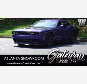 2016 Dodge Challenger SRT Hellcat for sale 101458756