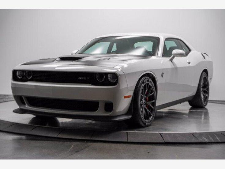 2016 Dodge Challenger SRT Hellcat for sale 101608569