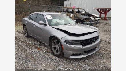 2016 Dodge Charger SXT for sale 101102454