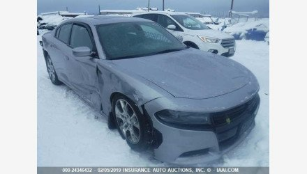 2016 Dodge Charger SXT AWD for sale 101113395