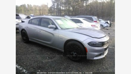2016 Dodge Charger R/T for sale 101121589
