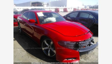 2016 Dodge Charger R/T for sale 101122936