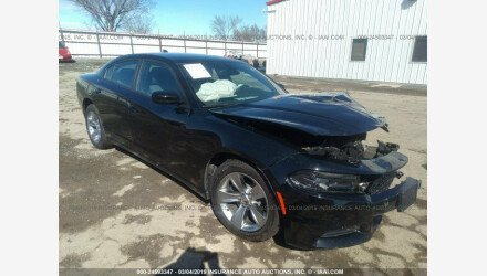 2016 Dodge Charger SXT for sale 101126432