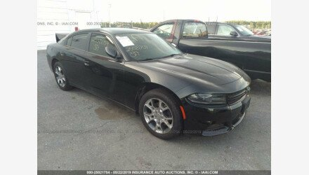 2016 Dodge Charger SXT AWD for sale 101184035