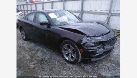2016 Dodge Charger SXT for sale 101187478