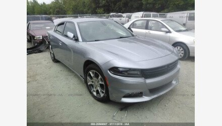 2016 Dodge Charger SXT AWD for sale 101190977
