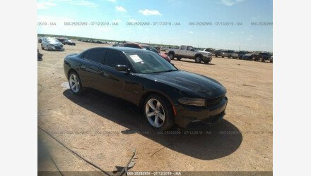 2016 Dodge Charger R/T for sale 101192471
